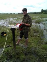 Ground Water Joint Field Survey Sampling