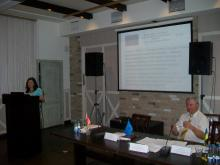 Presentation of RBA Nataliia Zakorchevna