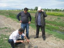Groundwater Joint Field Surveys Azerbaijan