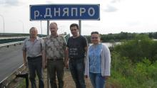 Ground Water Joint Field Survey in Belarus; Field fotos