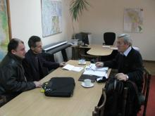 Groundwater classification mission  to Moldova