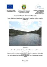 Download Draft River Basin Management Plan