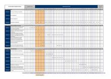 Annex 3.8: Timetable of activities Country Water Management Experts