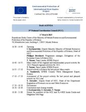 Download Draft Agenda for the  National Coordination Committee Meeting