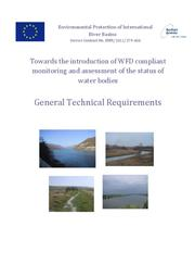 Annex 6: Annex to the Monitoring Strategies - General Technical Requirements