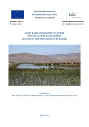 Draft River Basin Management Plan