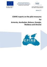 Annex 3:  Country Water Management Experts' reports on pilot measures