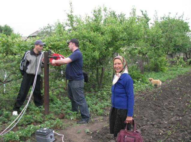 Training in Moldova